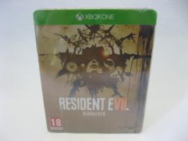 Resident Evil VII Steelbook Edition (XONE, Sealed)