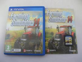 Farming Simulator 14 (PSV)