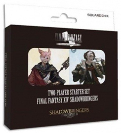 Final Fantasy TCG Two-Player Starter Set - Final Fantasy XIV Shadowbringers