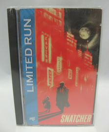 Snatcher Sega CD Case Soundtrack (PAX Exclusive) (Sealed)