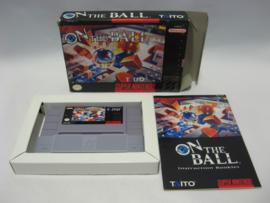 On the Ball (USA, CIB)