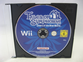 Tales of Symphonia - Dawn of the New World *Disc Only* (Wii)