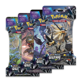 Pokémon TCG: Sun & Moon - Ultra Prism Sleeved Booster Pack (1x Booster)