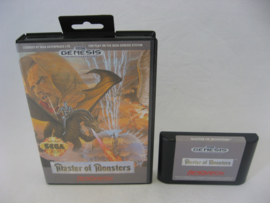 Master of Monsters (USA)