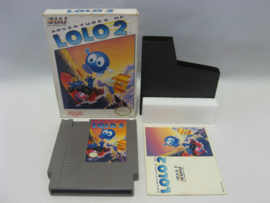 Adventures of Lolo 2 (USA, CIB)