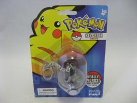 Pokemon Keychain - Series 12 - Poocheyna (New)