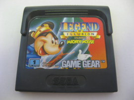 Legend of Illusion Starring Mickey Mouse (GG)