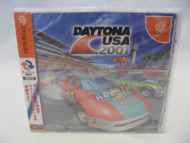 Daytona USA 2001 + Spine (JAP, NEW)