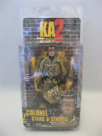 Kick-Ass 2 - Colonel Stars & Stripes 7'' Action Figure (New)