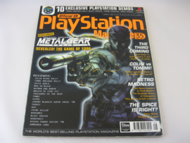 Official UK PlayStation Magazine - August 1998
