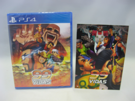 99Vidas (PS4, Sealed)