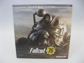 Fallout 76 - Featured Music Selections - Promo (CD)