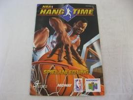 NBA Hang Time *Manual* (NOE)