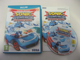 Sonic & All-Stars Racing Transformed - Special Edition (FAH)