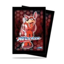 SLEEVES - Mega Man - Rush (New)