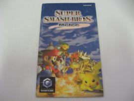 Super Smash Bros Melee *Manual* (NOE)