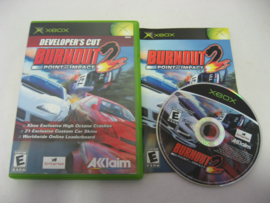 Burnout 2 - Point of Impact - Developer's Cut (NTSC)