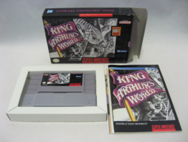 King Arthur's World (USA, CIB)
