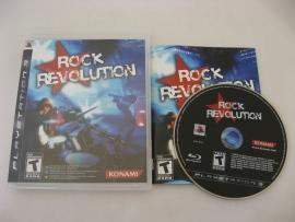 Rock Revolution (PS3, USA)