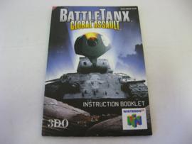 BattleTanx Global Assault *Manual* (EUR)