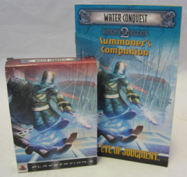 The Eye of Judgment: Water Conquest Starter Deck