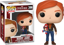 POP! Mary Jane with Plush - Spider-Man (New)