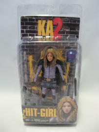 Kick-Ass 2 - Hit-Girl Unmasked 7'' Action Figure (New)