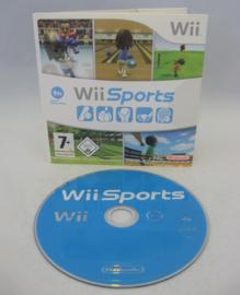 Wii Sports - Sleeve (EUU)