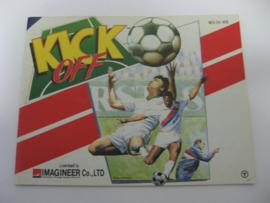Kick Off *Manual* (NOE)