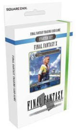 Final Fantasy TCG Final Fantasy X Starter Set