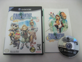 Final Fantasy Crystal Chronicles (USA)