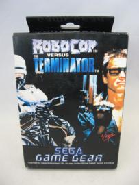 Robocop Versus The Terminator (GG, NEW)