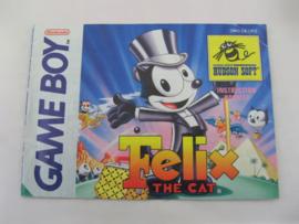 Felix the Cat *Manual* (UKV)