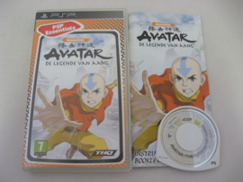 Avatar: De Legende van Aang - Essentials (PSP)
