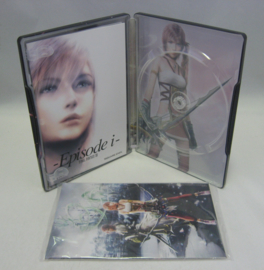 Steelbook Case - Final Fantasy XIII-2 - PS3