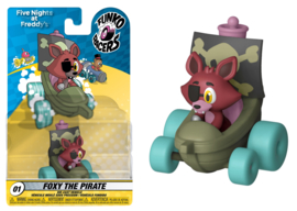 Five Nights at Freddy's Racers - Foxy the Pirate (New)