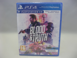 Blood & Truth - PlayStation VR (PS4, Sealed)