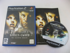 Broken Sword - The Sleeping Dragon (PAL)