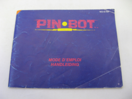 Pin Bot *Manual* (FAH)