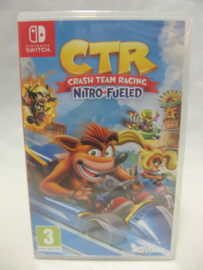 Crash Team Racing Nitro-Fueled (UKV, Sealed)