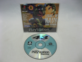 Official UK Playstation Magazine - Disc 43 - SCED-01153 (Demo, NFR)