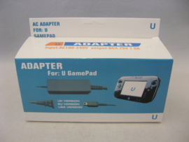 Replacement Adapter for Wii U Gamepad (New)