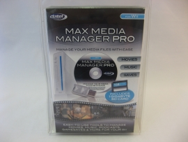 Max Media Manager Pro (New)