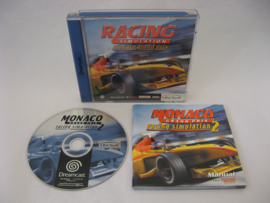 Racing Simulation Monaco Grand Prix / Monaco Grand Prix Racing Simulation 2 (PAL)