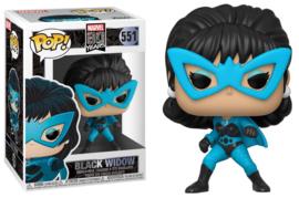 POP! Black Widow - Marvel 80 Years (New)