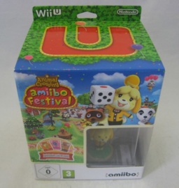 Animal Crossing - Amiibo Festival + 1 Amiibo (EUR, NEW)