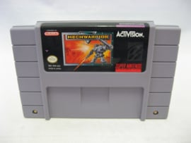Mechwarrior (NTSC)
