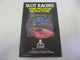 Slot Racers *Manual*