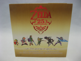 The Legend of Zelda: 25th Anniversary Special Orchestra CD (CD)