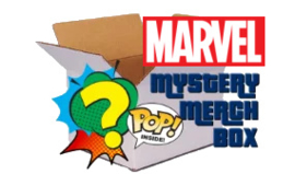 Mystery Merch Box 'MARVEL' (New)